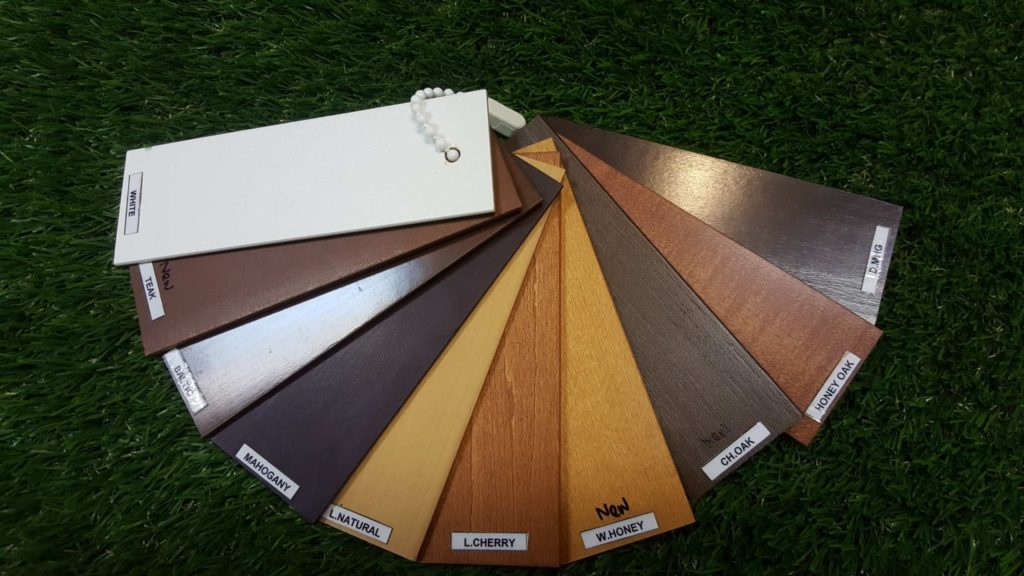 wooden Blind sample