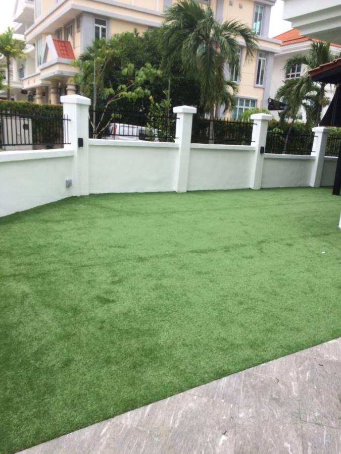 Grass Installed
