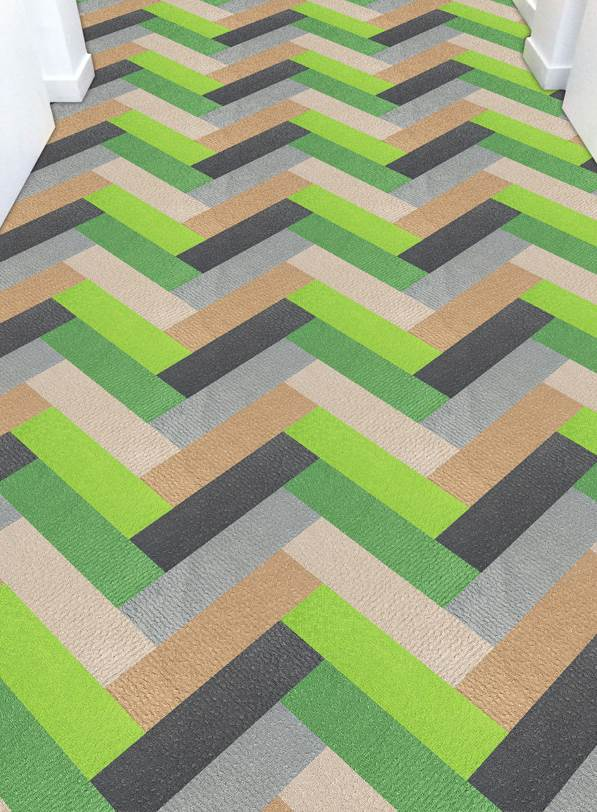 Mag 5 carpet tiles