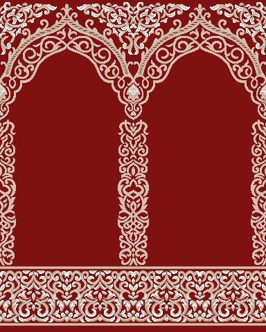 Mosque-Red