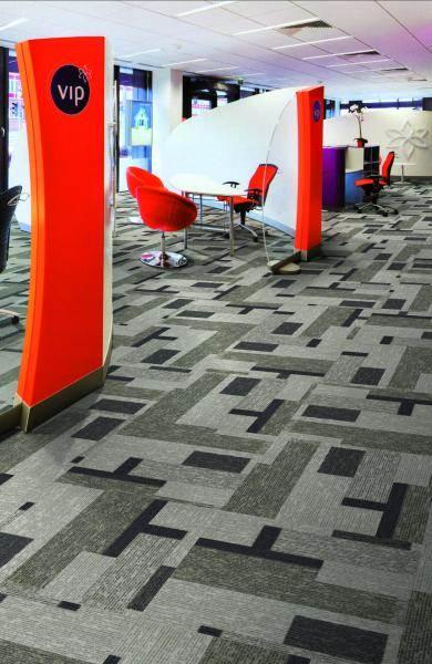 Carpet Tile TIMELESS 1