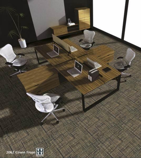 Carpet Tile TIMELESS 2