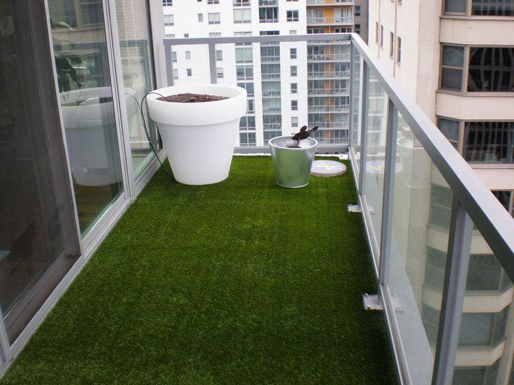 artificial grass outdoor balcony2