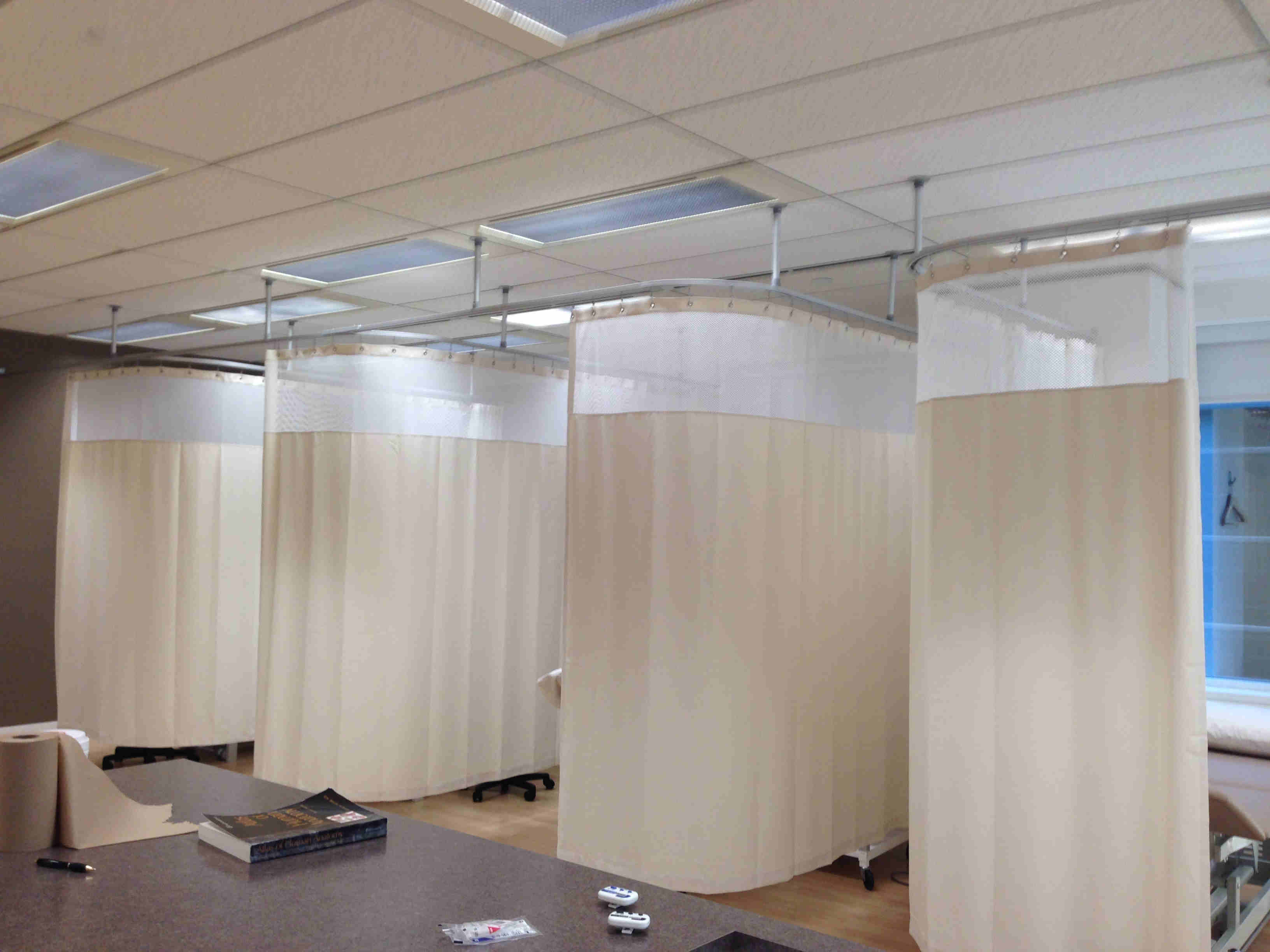 office cubicle curtains. Medical Curtain / Cubicle Curtains Office