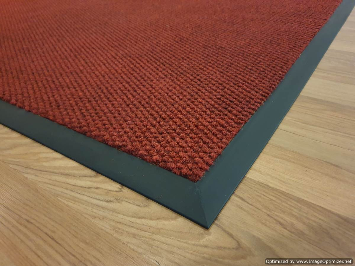 Scraper Mat - ASRO Singapore Heavy Duty scraper mat for the