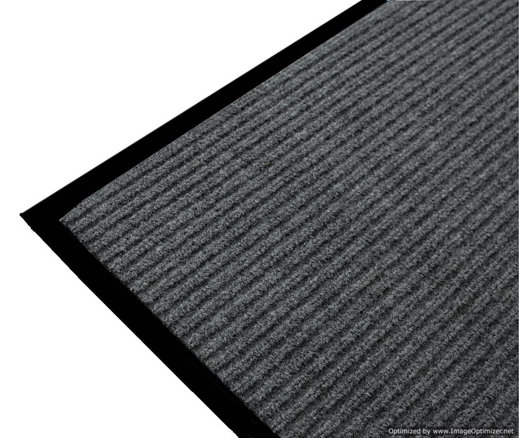 Ribbed Mat - Anthracite