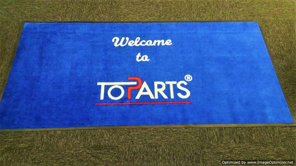 Logo mat Toparts