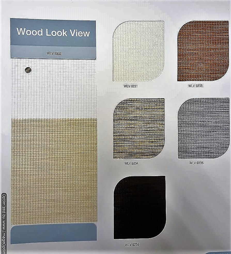 woodlook view combi Colors