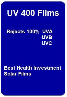 UV film - UV400