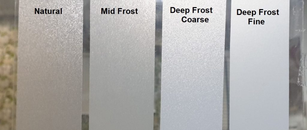 Frosted Film
