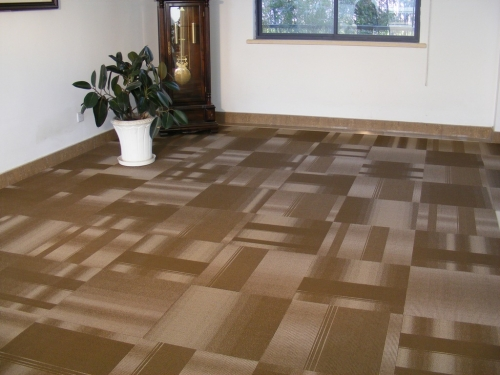 Carpet Tile GRN