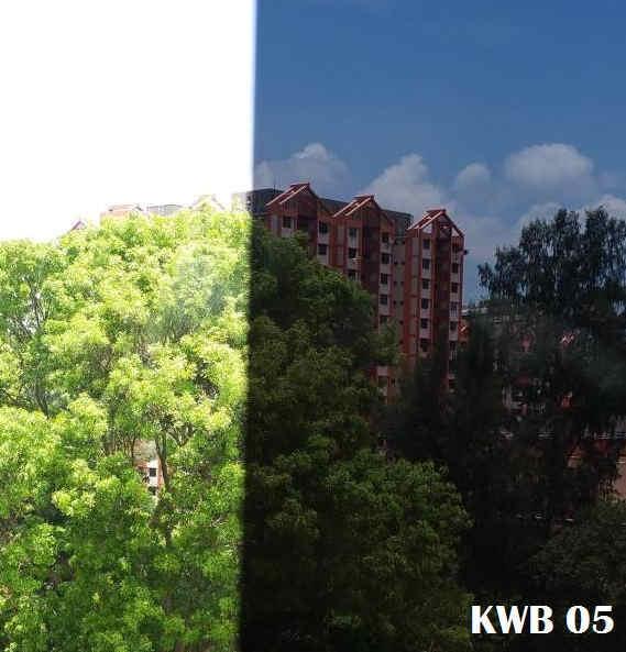 solar film KWB