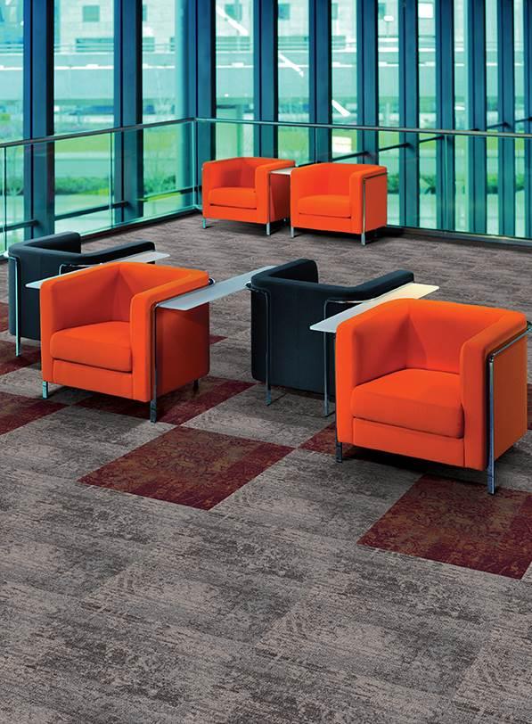 Vintage 1 carpet tiles