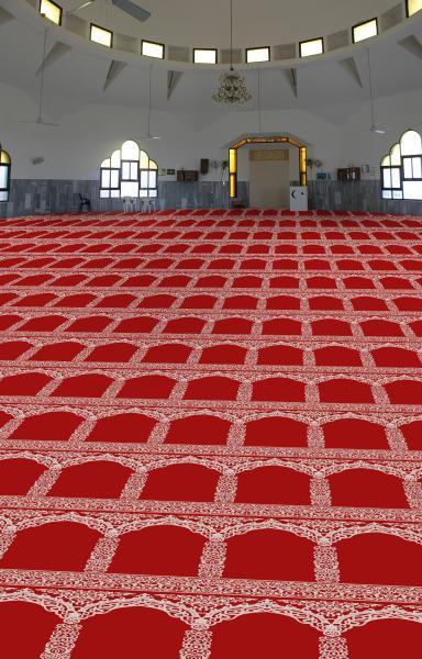 Mosque Carpet Asro