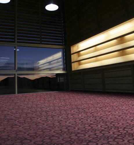 broadloom carpet orb