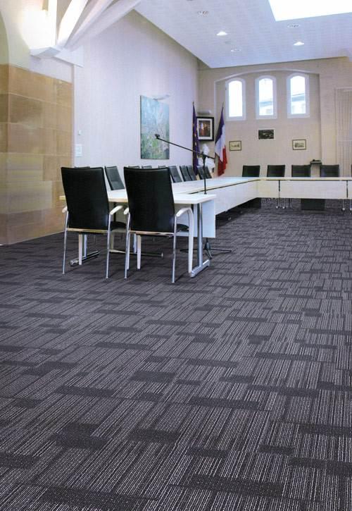 Carpet Tile TOPAZ 1