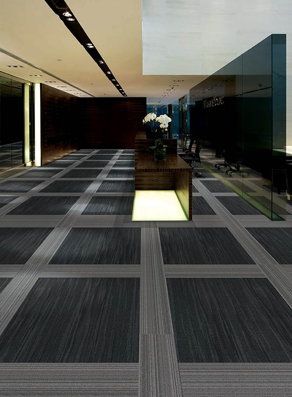 Topaz-4B carpet tiles