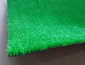 artificial grass tropi view