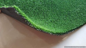 artificial grass turf view