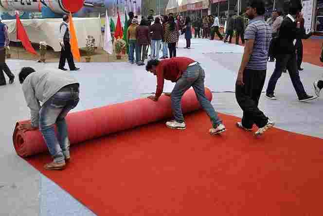 Event Carpet Asro For Best Exhibition Carpet In Singapore
