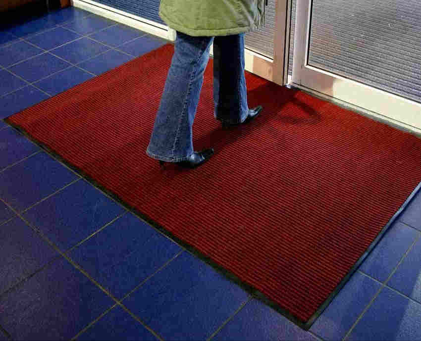 indoor mats absorbs mud dirt mat non dp amazon com slip super quot floor