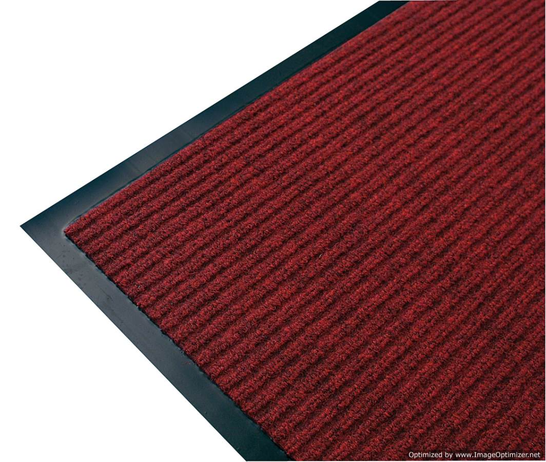 Ribbed Mat - Red