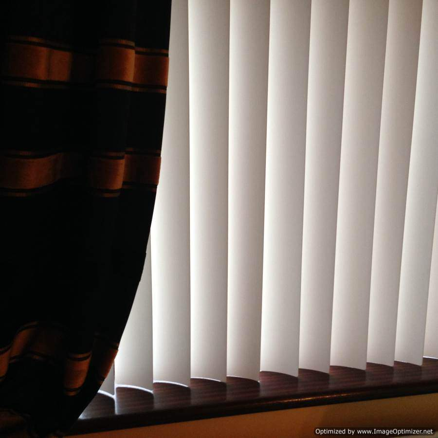 Rigid Pvc Vertical Blinds Asro