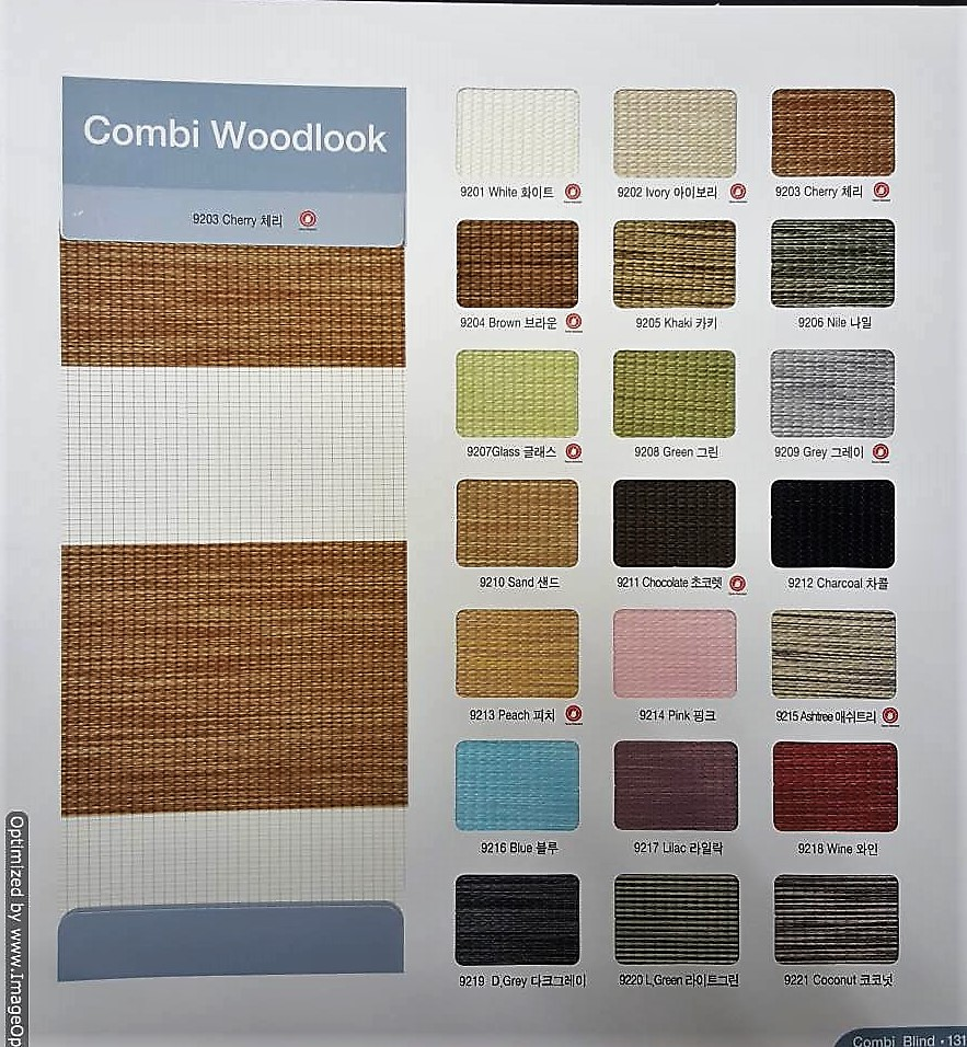 Woodlook Combi Color