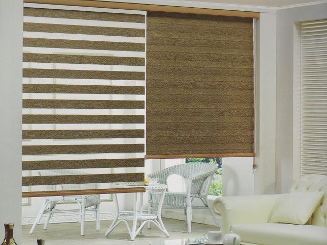 Combi blinds
