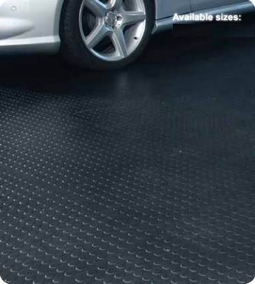 Rubber Mat Application