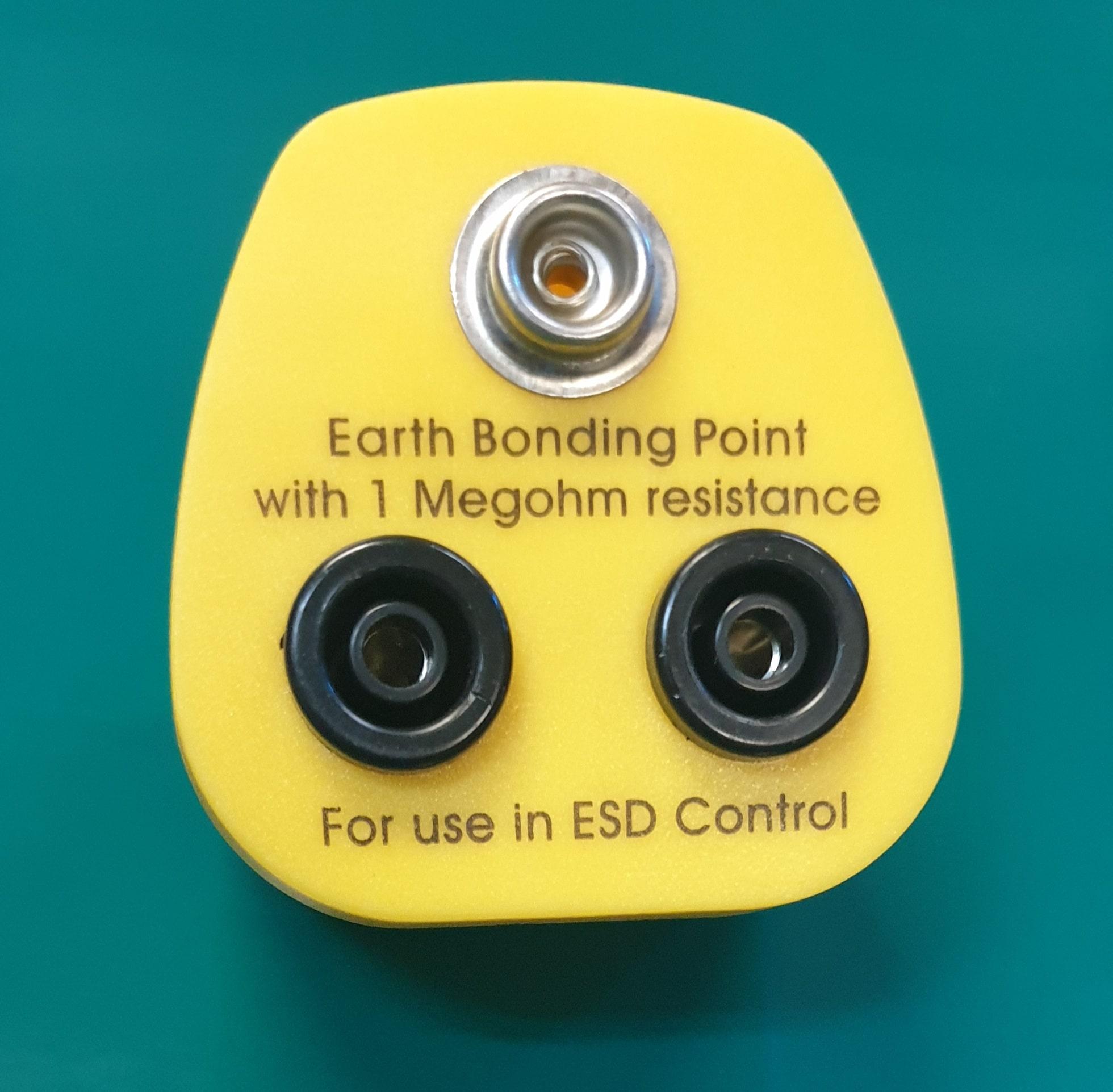 ESD Earth Plug