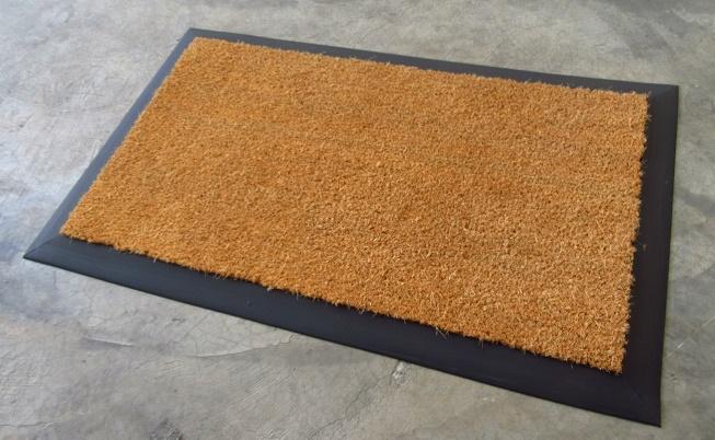 coir mat customised