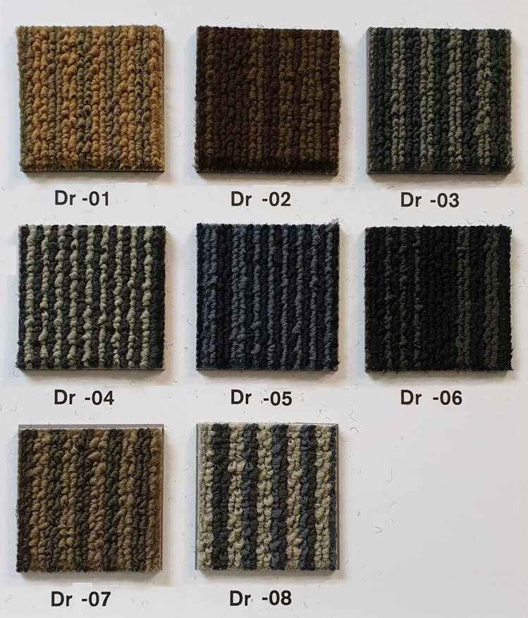 DR Carpet Tiles Catalogue