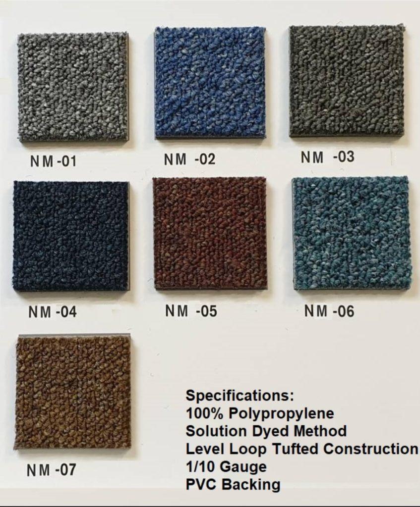 NM Carpet Tile