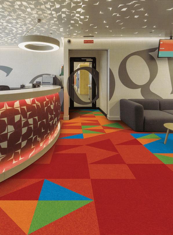 MYS-4 Carpet Tiles